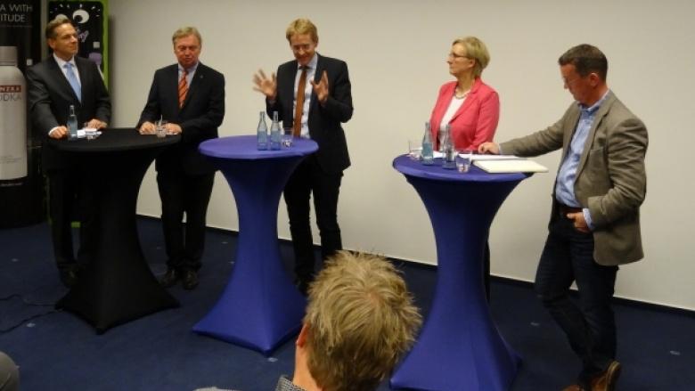 """CDU im Dialog - """"Was braucht die Wirtschaft?"""""""