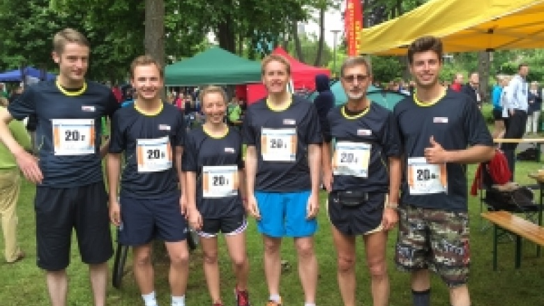 Staffelmarathon