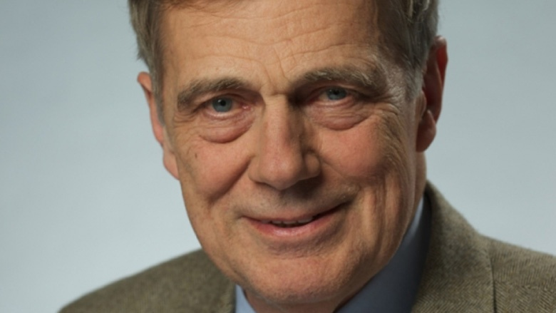Fraktionsvorsitzender Manfred Christiansen