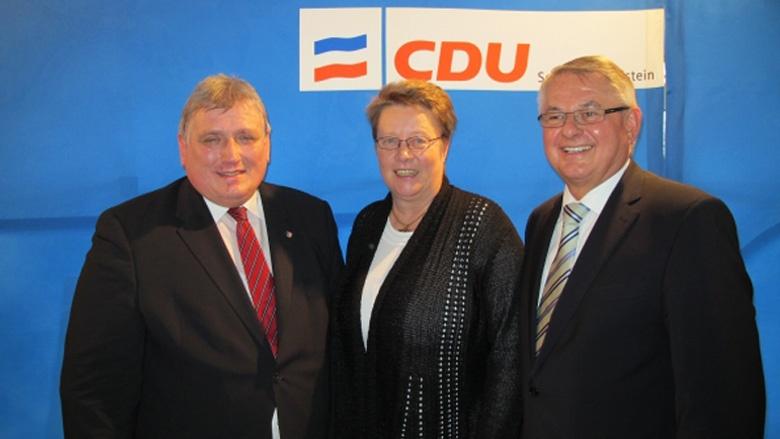 CDU Neujahrsempfang 2012