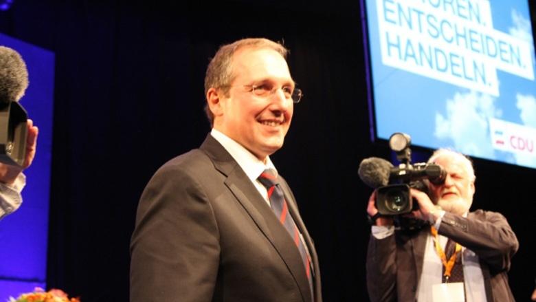 Jost de Jager zum Spitzenkandidaten der CDU Schleswig-Holstein gewählt