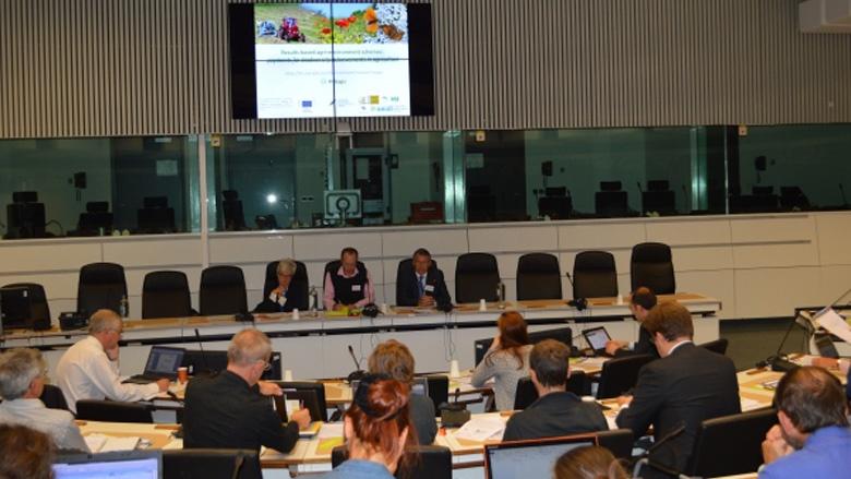 das Pilotprojekt Blühendes Steinburg als Erfolgsmodell für Europa
